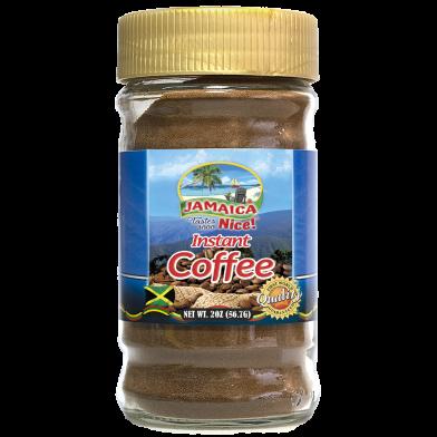 Jamaica Tastes Sooo Nice! Instant Coffee 2oz