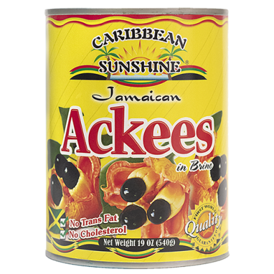 Enjoy Caribbean Sunshine Ackees 19oz