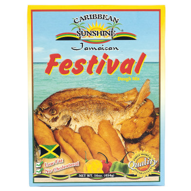 Caribbean Sunshine Festival Mix 16oz