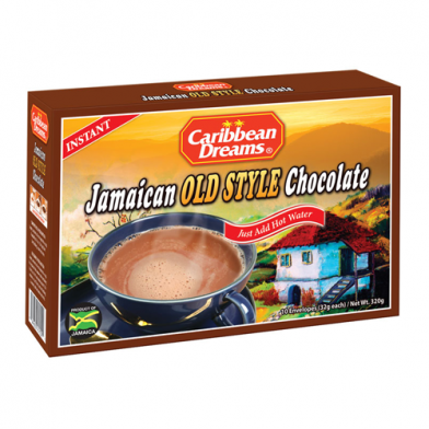 "Caribbean Dreams ""Old Style"" Chocolate Tea (8 Sachets)"