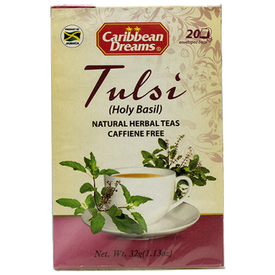 Caribbean Dreams Tulsi Tea (20 Sachets)