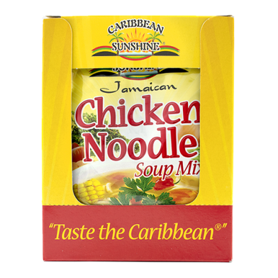 Caribbean Sunshine Chicken Noodle Soup Mix - Value Pack (10)