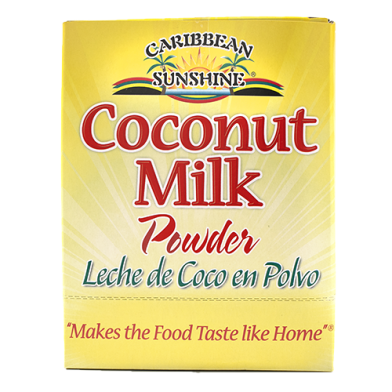 Caribbean Sunshine Coconut Milk Powder - Value Pack