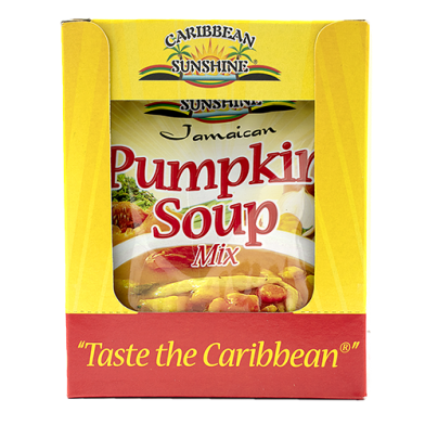 Caribbean Sunshine Pumpkin Soup Mix - VALUE PACK (10)