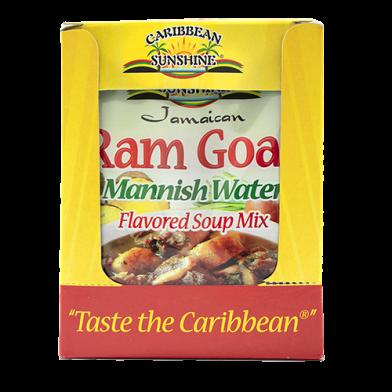 Caribbean Sunshine Ram Goat Soup Mix - Value Pack (10)