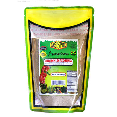 Easispice Jamaican Chicken Seasoning 16oz