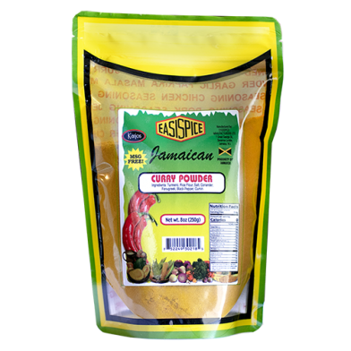 Easispice Jamaican Curry Powder 8oz