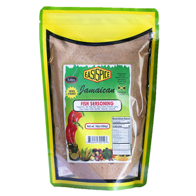 Easispice Jamaican Fish Seasoning 16oz