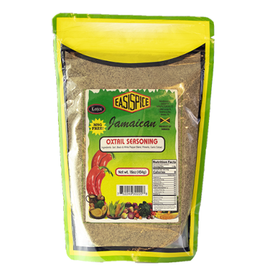 Easispice Jamaican Oxtail Seasoning 16oz