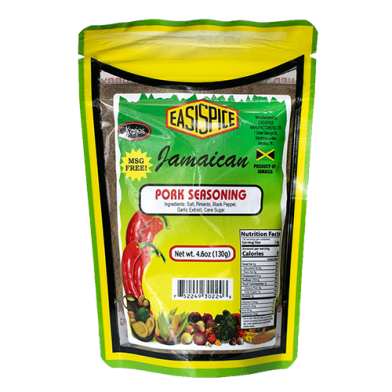 Easispice Jamaican Pork Seasoning 4.6oz