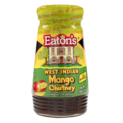 Eaton's West Indian Mango Chutney 12oz