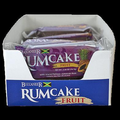 Buccaneer Rum Cake Fruit - Value Pack