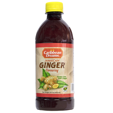 Caribbean Dreams Ginger Flavoring 16oz