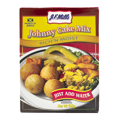 JF Mills Johnny Cake Mix 16oz
