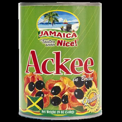 Jamaica Tastes Sooo Nice! Ackee 19oz