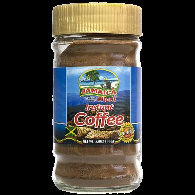 Jamaica Tastes Sooo Nice! Instant Coffee 3.5oz