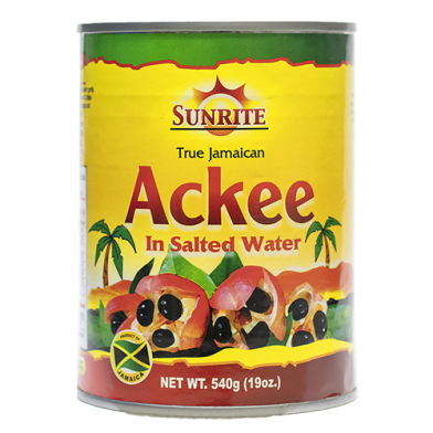 Enjoy Sunrite Ackee 19oz