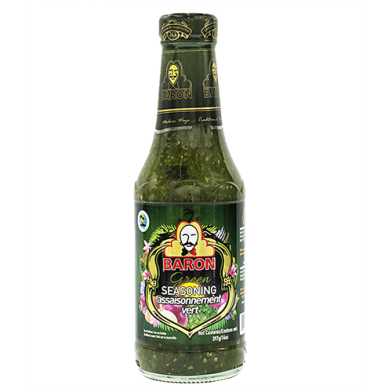 Baron Green Seasoning 14oz