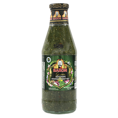 Baron Green Seasoning 28oz