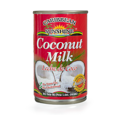 Caribbean Sunshine Coconut Milk 5.6oz