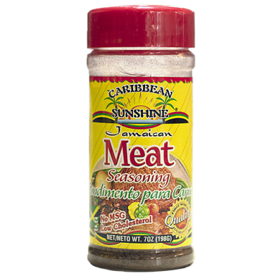 Caribbean Sunshine Meat Seasoning 7oz