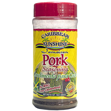 Caribbean Sunshine Pork Seasoning 5oz