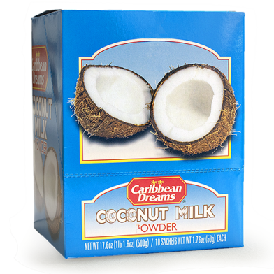 Caribbean Dreams Coconut Milk Powder - Value Pack
