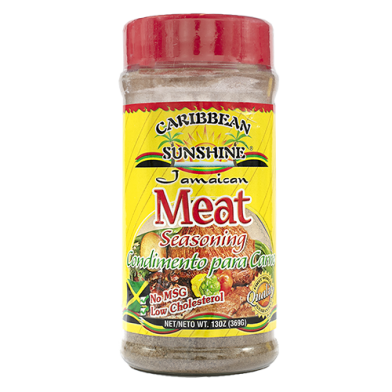 Caribbean Sunshine Meat Seasoning 13oz