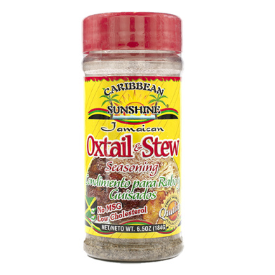 Caribbean Sunshine Oxtail & Stew Seasoning 7.5oz