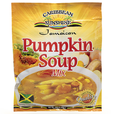 Caribbean Sunshine Pumpkin Soup Mix 1.76oz