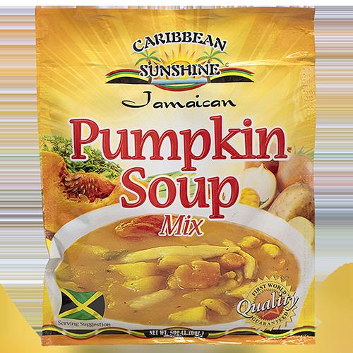 caribbean sunshine pumpkin soup mix 176oz  first world