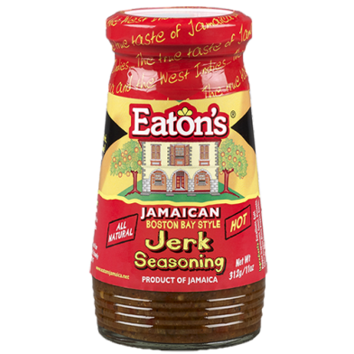 Eaton's Boston Bay Jerk Seasoning 11oz