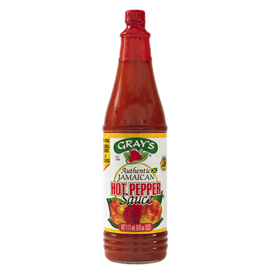 Gray's Hot Pepper Sauce 6oz