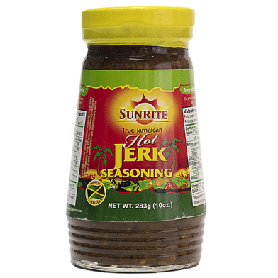 Sunrite Jerk Seasoning Hot & Spicy 10oz