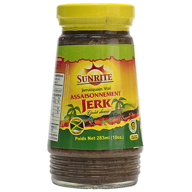 Sunrite Jerk Seasoning Mild 10oz
