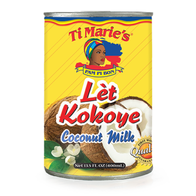 Ti Marie's Coconut Milk 13.5oz